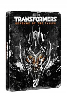 Transformers: Revenge of the Fallen Steelbook™ Limited Collector's Edition + Gift Steelbook's™ foil (Blu-ray)