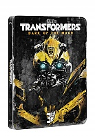 Transformers: Dark of the Moon Steelbook™ Limited Collector's Edition + Gift Steelbook's™ foil (Blu-ray)
