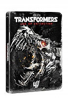 Transformers: Age of Extinction Steelbook™ Limited Collector's Edition + Gift Steelbook's™ foil (Blu-ray)