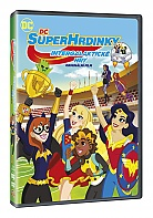 DC Super Hero Girls: Intergalactic Games (DVD)