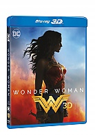 WONDER WOMAN 3D + 2D (Blu-ray 3D + Blu-ray)