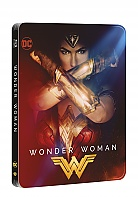 WONDER WOMAN 3D + 2D Steelbook™ Limited Collector's Edition (Blu-ray 3D + Blu-ray)
