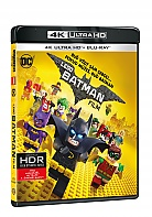 THE LEGO BATMAN FILM 4K Ultra HD (2 Blu-ray)
