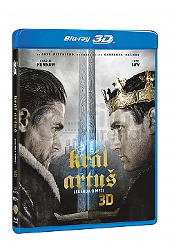 KING ARTHUR: Legend of the Sword 3D + 2D