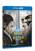 KING ARTHUR: Legend of the Sword 3D + 2D (Blu-ray 3D + Blu-ray)