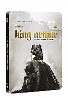 KING ARTHUR: Legend of the Sword 3D + 2D Steelbook™ Limited Collector's Edition (Blu-ray 3D + Blu-ray)