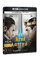 KING ARTHUR: Legend of the Sword 4K Ultra HD (2 Blu-ray)