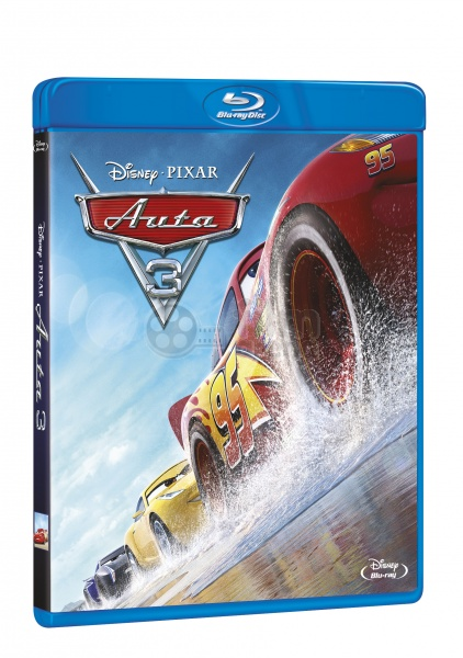 cars 3 blu ray. Black Bedroom Furniture Sets. Home Design Ideas