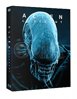 FAC #85 ALIEN: Covenant LENTICULAR 3D FULLSLIP Edition 2 Steelbook™ Limited Collector's Edition - numbered