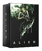 FAC #85 ALIEN: Covenant MANIACS Collector's BOX (including E1 + E2 + E3 + E5) EDITION 4 Steelbook™ Limited Collector's Edition - numbered (4 Blu-ray)
