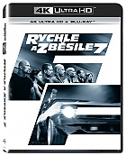 Fast & Furious 7 4K Ultra HD (2 Blu-ray)