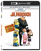 Despicable Me 4K Ultra HD (2 Blu-ray)
