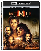 The Mummy Returns 4K Ultra HD (2 Blu-ray)