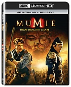 The Mummy: Tomb of the Dragon Emperor 4K Ultra HD (2 Blu-ray)