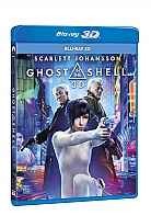 Ghost in the Shell 3D (Blu-ray 3D)