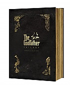 GODFATHER OMERTA Edition Collection (4 DVD)