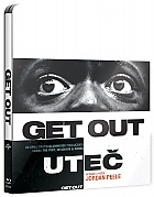 GET OUT Steelbook™ Limited Collector's Edition + Gift Steelbook's™ foil (Blu-ray)