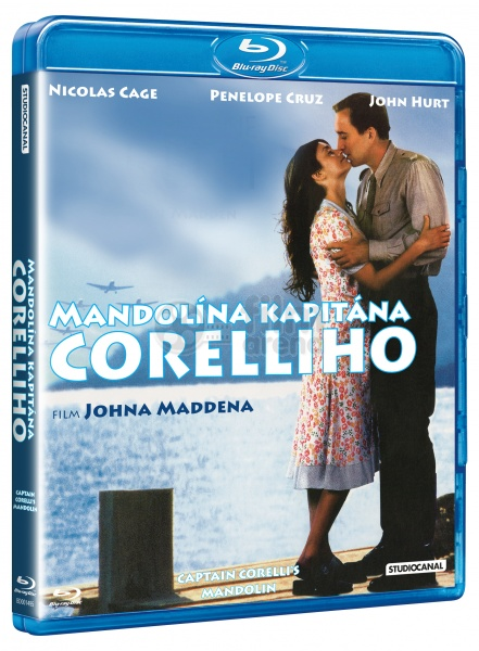 Captain Corelli's Mandolin (Blu-ray)
