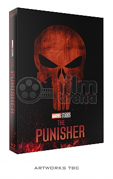 FAC #82 THE PUNISHER FullSlip + Lenticular Magnet Steelbook™ Limited Collector's Edition - numbered
