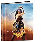 WONDER WOMAN 3D + 2D DigiBook Limited Collector's Edition (Blu-ray 3D + Blu-ray)