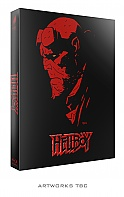 FAC #84 HELLBOY FullSlip + Lenticular Magnet Steelbook™ Limited Collector's Edition - numbered (Blu-ray)