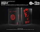 FAC #84 HELLBOY FullSlip + Lenticular Magnet Steelbook™ Limited Collector's Edition - numbered