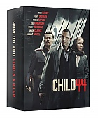 FAC #83 CHILD 44 Maniacs Collector's BOX (featuring editions E1 + E2 + E4) EDITION #3 Steelbook™ Limited Collector's Edition - numbered (3 Blu-ray)