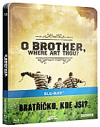 O Brother, Where Are Thou? Steelbook™ Limited Collector's Edition + Gift Steelbook's™ foil (Blu-ray)