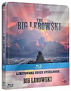 Big Lebowski Steelbook™ Limited Collector's Edition + Gift Steelbook's™ foil (Blu-ray)