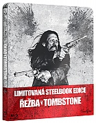 Dead in Tombstone Steelbook™ Limited Collector's Edition + Gift Steelbook's™ foil (Blu-ray)