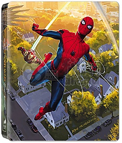 SPIDER-MAN: Homecoming WWA generic 3D + 2D Steelbook™ Limited Collector's Edition