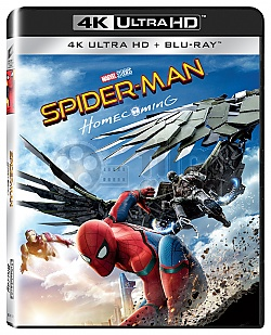 Spider-Man: Homecoming 4K Ultra HD