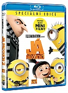 Despicable Me 3 3D + 2D (Blu-ray 3D + Blu-ray)