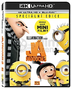 Despicable Me 3 4K Ultra HD