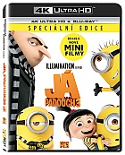 Despicable Me 3 4K Ultra HD (2 Blu-ray)