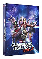 FAC #92 GUARDIANS OF THE GALAXY VOL. 2 Edition #2 3D + 2D Steelbook™ Limited Collector's Edition - numbered (Blu-ray 3D + Blu-ray)