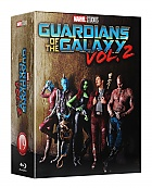 FAC #92 GUARDIANS OF THE GALAXY VOL. 2 Edition #3 HardBox 3D + 2D Steelbook™ Limited Collector's Edition - numbered (2 Blu-ray 3D + 2 Blu-ray)