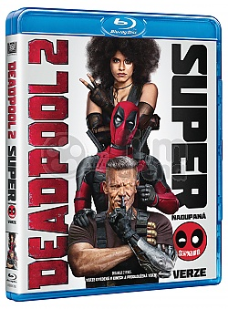 DEADPOOL 2 Extended cut Limited Collector's Edition