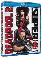 DEADPOOL 2 Extended cut Limited Collector's Edition (2 Blu-ray)