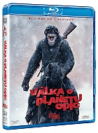 WAR FOR THE PLANET OF THE APES 3D + 2D (Blu-ray 3D + Blu-ray)
