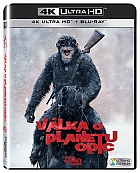 WAR FOR THE PLANET OF THE APES 4K Ultra HD (2 Blu-ray)