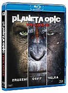 PLANET OF THE APES Collection (3 Blu-ray)