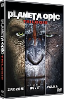 PLANET OF THE APES Collection (3 DVD)