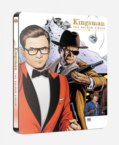 Film Arena Kingsman