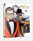 KINGSMAN: The Golden Circle WWA generic Steelbook™ Limited Collector's Edition (Blu-ray)