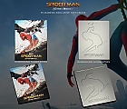 FAC #89 SPIDER-MAN: Homecoming + Lenticular 3D magnet WEA Exclusive unnumbered EDITION #5B 3D + 2D Steelbook™ Limited Collector's Edition