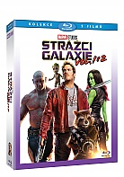 Guardians of the Galaxy vol. 1 + 2 Collection (2 Blu-ray)