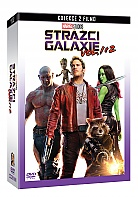Guardians of the Galaxy Collection (2 DVD)
