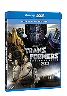 Transformers: The Last Knight 3D (Blu-ray 3D + Blu-ray)