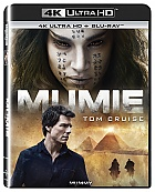 The Mummy (2017) 4K Ultra HD (2 Blu-ray)